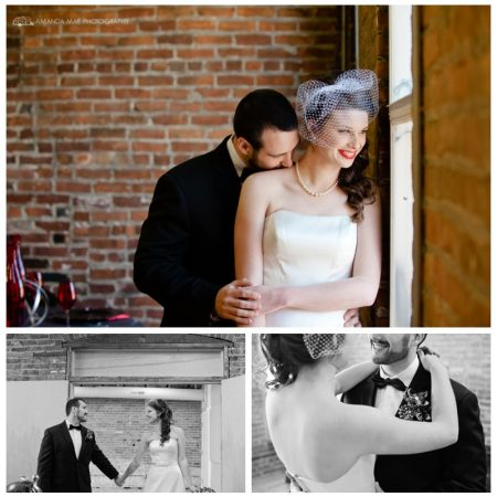 Ann Arbor Art Center Wedding