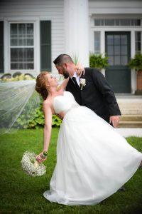 Gordon Hall Wedding