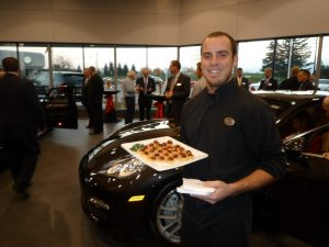 Corporate Event with Cars