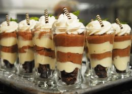 Chocolate Mousse Shooters