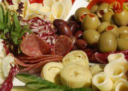 Mediterranean Rustic Platter