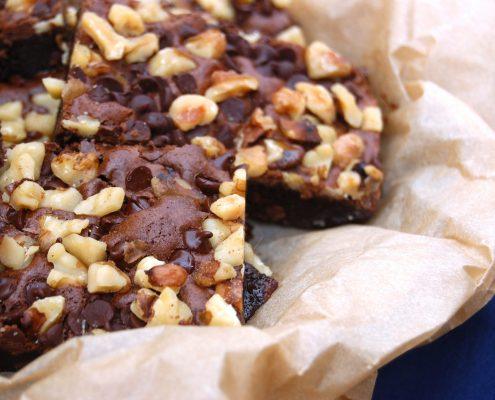 Nutty Brownies