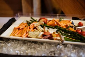 Vegetarian Antipasto Platter