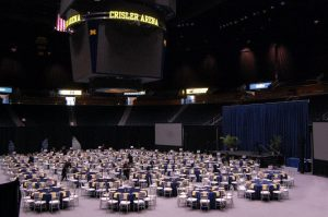 Experienced College Caterers for Your Next Ann Arbor Campus Event