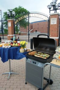 OUTDOOR ANN ARBOR EVENTS FOR SPECIAL MOMENTS AND MILESTONES