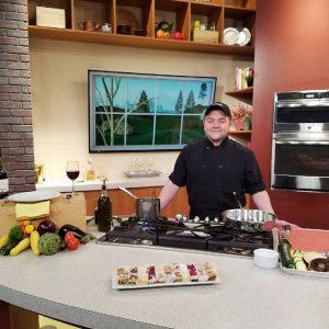 Bakery Lead Chef Arie Bates