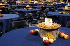 Centerpiece Tables School Themed Centerpieces
