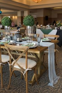 Beautiful Wedding Table Setting