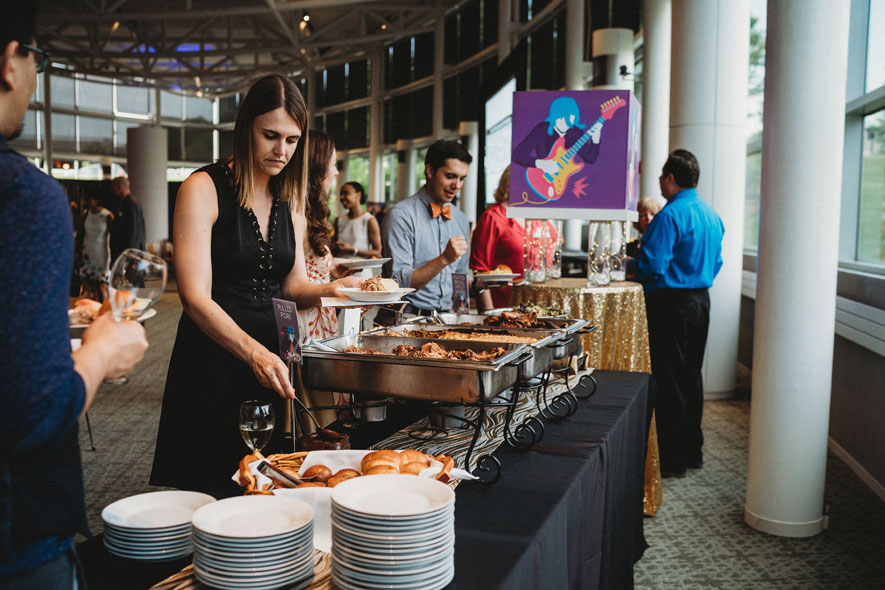 Katherine's Corporate Catering Buffet