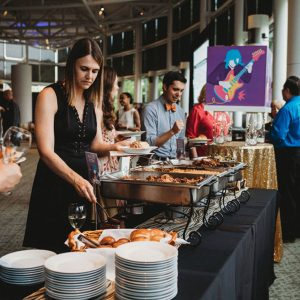 All About Katherine's Corporate Catering