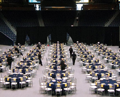 Crisler Arena event venue