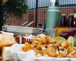 tailgating with Katherine's Catering