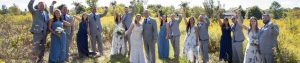 Amaron & Shannon's Dreamy Backyard Wedding