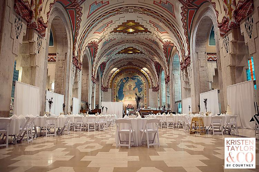 The Guardian Building Detroit Venue